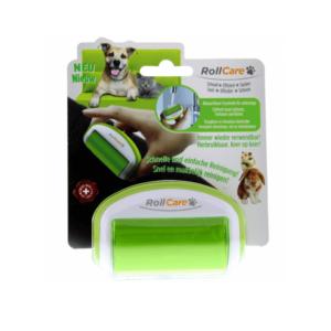 Rollcare mini reisformaat voor honden en katten haar te verwijderen