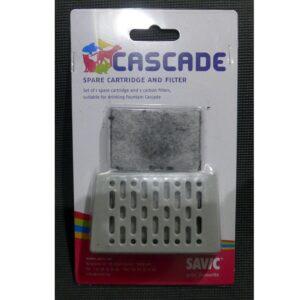 Savic Cascade drinkfontein - waterfontein voor katten en honden filter