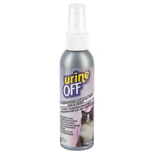 urine Off spray 118 ml voor urinevlekken en plasvlekken van katten