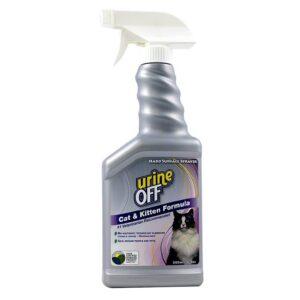 Urine Off spray 500 ml urinevlekken verwijderen tegen kattenurine kattenpis