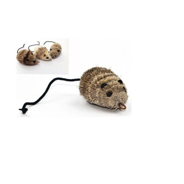 Purrs Cat Toys Mouse prooi navulling voor Purrsuit hengel - kattenspeeltje - muis variaties
