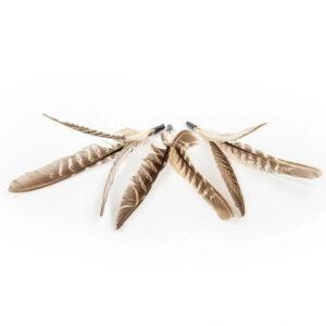 Purrs - Purrizes kattenspeeltje echte veren