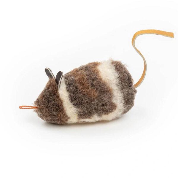 Purrs - Woolly Vole kattenspeeltje voor hengels