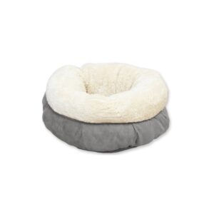 AFP - All For Paws - Lambswool Donut Bed kattenmand kattenbed