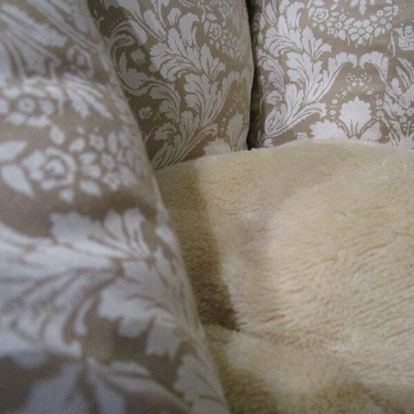 O'lala Pets - Petra beige kattenmand kattenkussen kattenbed