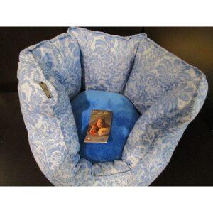 O'lala Pets - Petra blauw kattenmand kattenkussen kattenbed