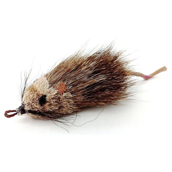 Purrs Cat Toys Ratatouille prooi navulling voor Purrsuit hengel - kattenspeeltje - muis