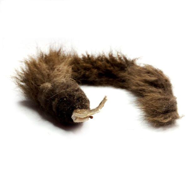 Purrs Cat Toys Buffalo Snake prooi navulling voor Purrsuit hengel - kattenhengel - kattenspeeltje