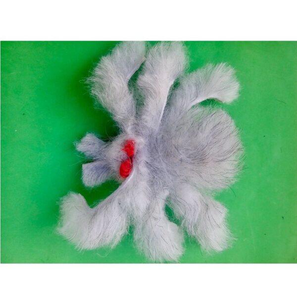 Purrs Fluffy Spider prooi navulling voor Purrsuit hengel - kattenspeeltje