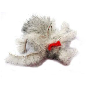 Purrs Cat Toys Fluffy Spider prooi navulling voor Purrsuit hengel - kattenspeeltje - kattenhengel - spin
