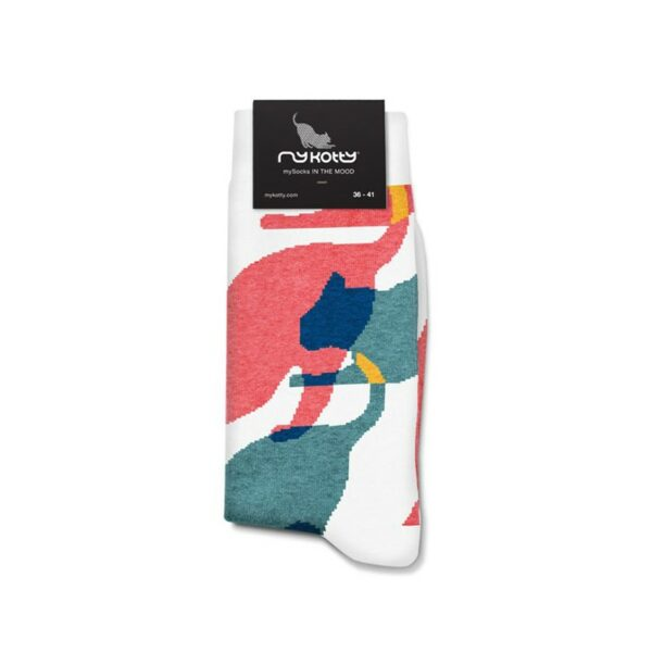 myKotty sokken kousen IN THE MOOD sokken met katten op