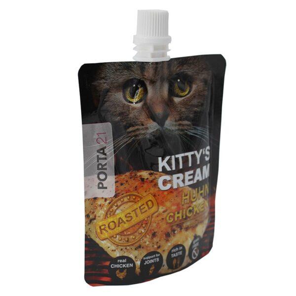 Porta 21 - Kitty's Cream met kip vloeibare kattensnack gezonde snack