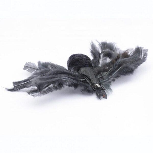 Purrs Cat Toys Tarantula prooi navulling voor Purrsuit hengel - kattenspeeltje - kattenhengels - spin