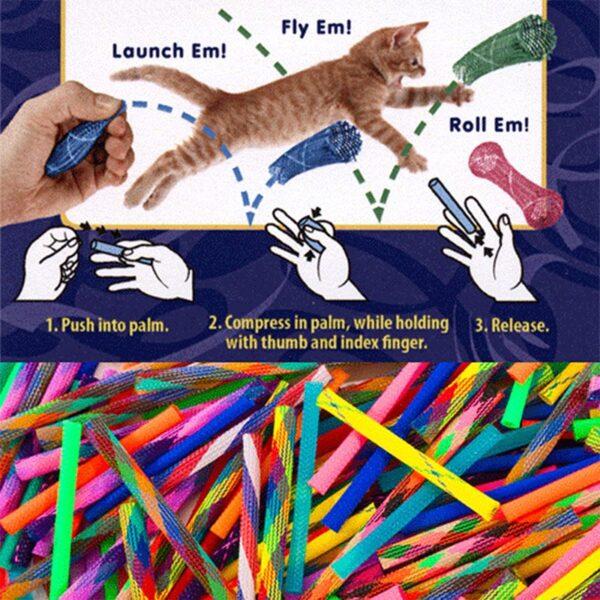 Boinks - Super Kitty Boinks hoe spelen kattenspeeltje