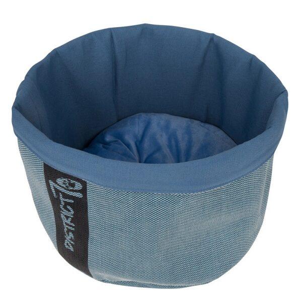 District 70 - COZY Denim Blue kattenmand kattenbed slaapmand voor katten of honden