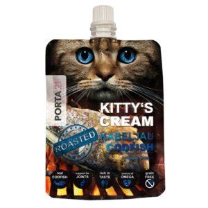 Porta 21 - Kitty's Cream Kabeljauw - gezonde snack