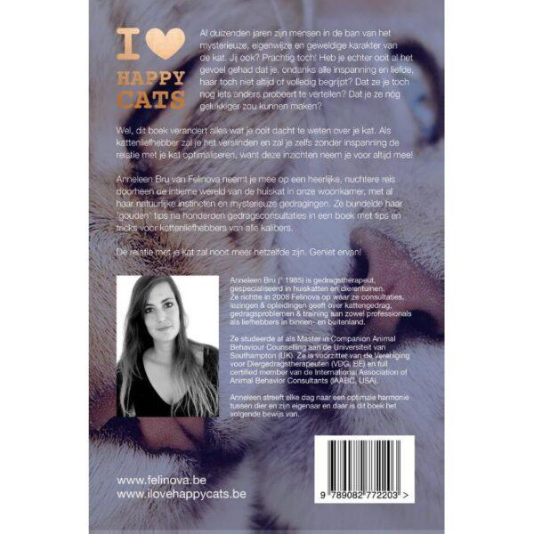 I Love Happy Cats - Handleiding voor een gelukkige kat - Anneleen Bru