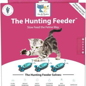 Doc & Phoebe's Indoor Hunting Feeder doos verpakking