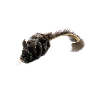Tabby Tijger - Bosmuis prooi voor hengels kattenspeeltje