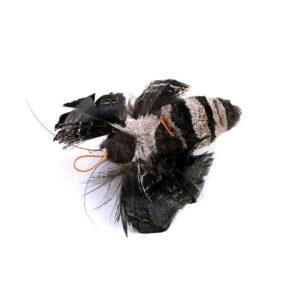 Tabby Tijger - Nachtvlinder prooi voor hengels kattenspeeltje