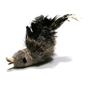 Tabby Tijger - Woodpecker prooi voor hengels kattenspeeltje
