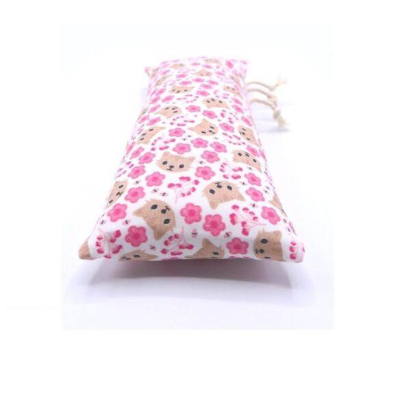 greenPAWS - Trappelkussen Cherry Blossom Cats Sweet Dreams vooraanzicht