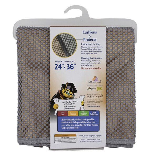 Pioneer Pet - Ultimate Litter Mat achterkant