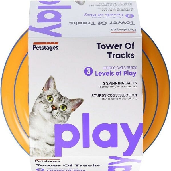 Tower of Tracks verpakking