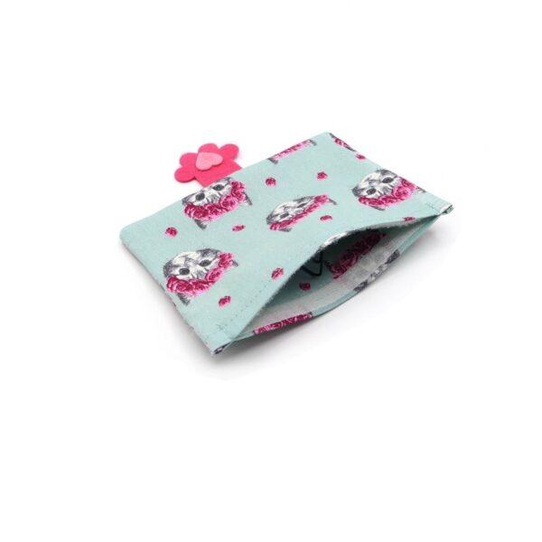 greenPAWS - Pink Kitty hervulbaar trappelkussen valeriaan en kattenkruid