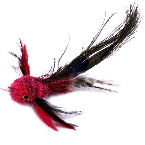Tabby Tijger - Paradijsvogel prooi voor hengels