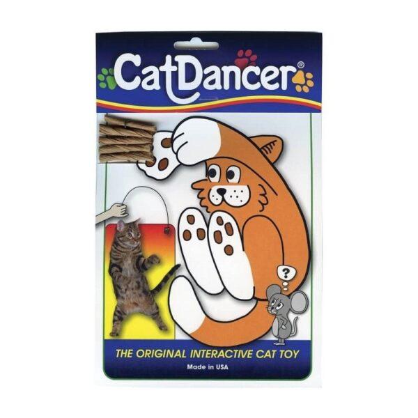 Cat Dancer kattenhengel verpakking