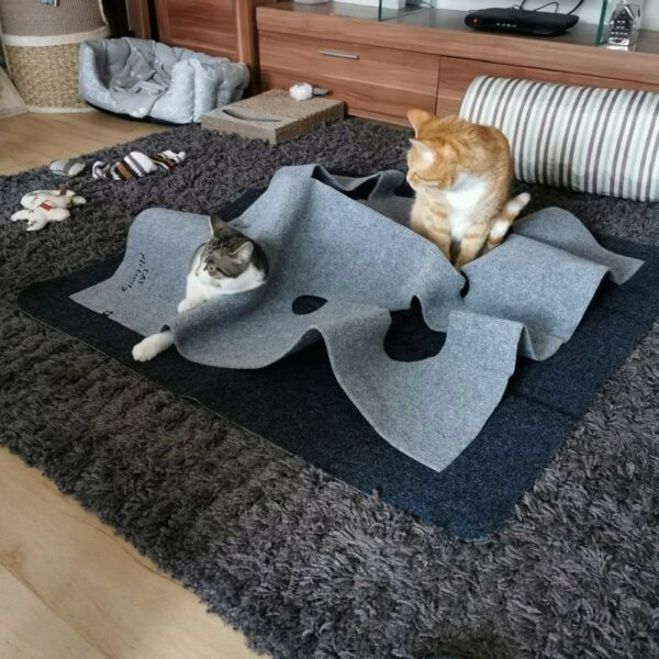 Trixie Cat Activity Adventure Carpet kattenspeelmat