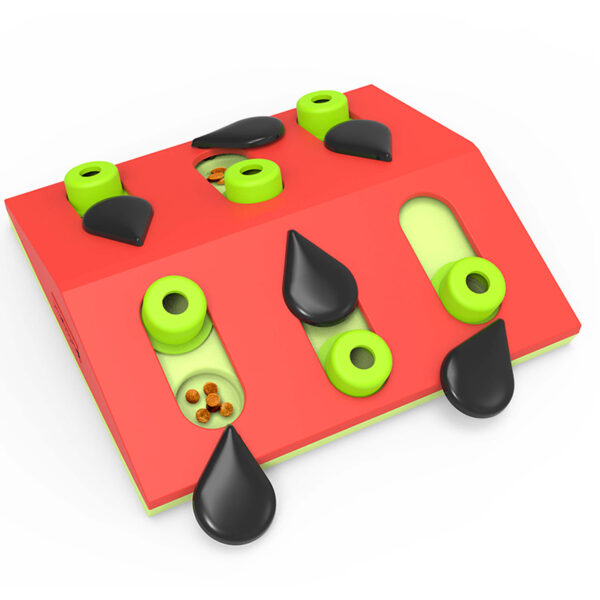 Petstages - Melon Madness Puzzle & Play bovenkant