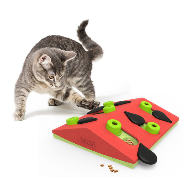 Petstages - Melon Madness Puzzle & Play kat