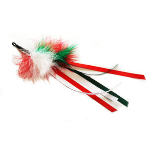 Purrs - Feather Ribbon prooi voor hengels