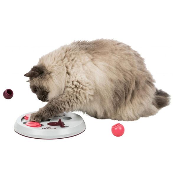 Trixie Cat Activity - Flip Board voerpuzzel