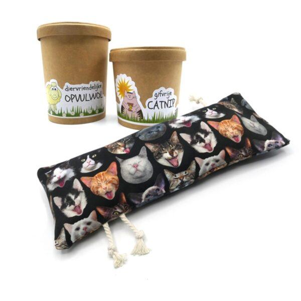 greenPAWS - Funny Cats Speelpakket compleet