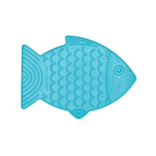 LickiMat - Felix Turquoise slow feeder