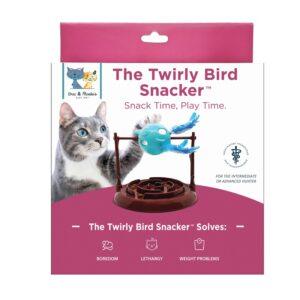 Doc & Phoebe's Twirly Bird Snacker voerpuzzel