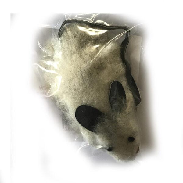 Purrs - Sheepie Gerbil prooi voor hengels
