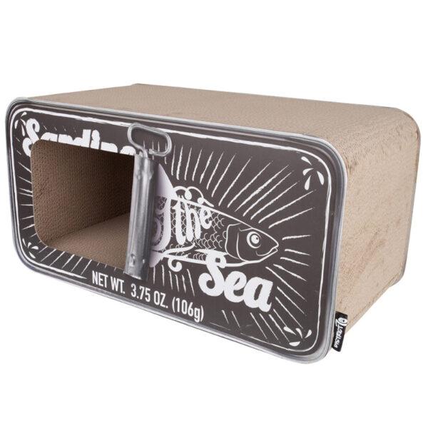 Distric 70 SARDINE kartonnen krabmeubel voor katten